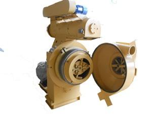 Прес-гранулятор ОГМ-1,5