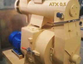 Пресс-гранулятор АТХ 0,5(1)